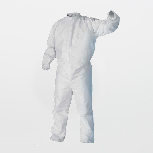 Kimberly-Clark Kimtech A5 Non-Sterile Cleanroom Coveralls (Individually Packed)
