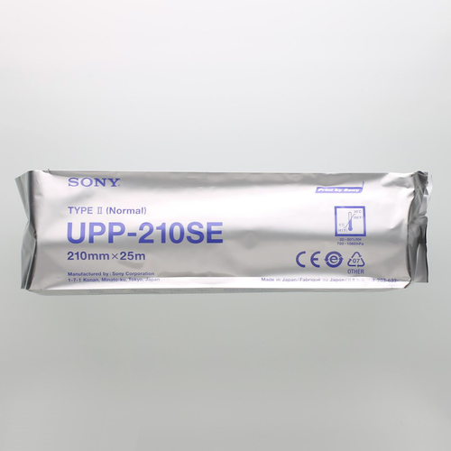 Sony UPP-210SE Standard Thermal Printing Paper