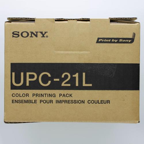 Sony UPC-21L Color Printing Pack (UPC-21L)