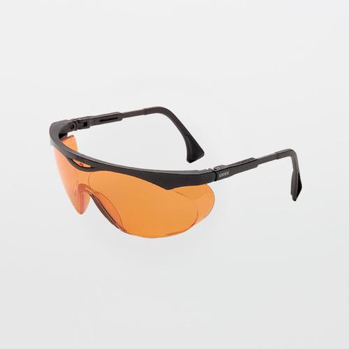 UVEX Skyper Orange Safety Glasses (Anti-Fog)