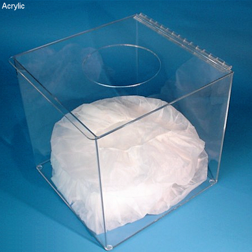 """12""""W x 8""""H x 12""""D - Cleanroom Dispenser with TOP Opening"""