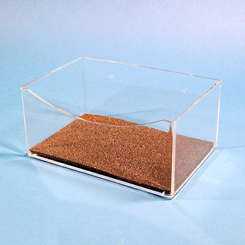 Cleanroom Safety Glass Dispenser for 1-5 Pairs