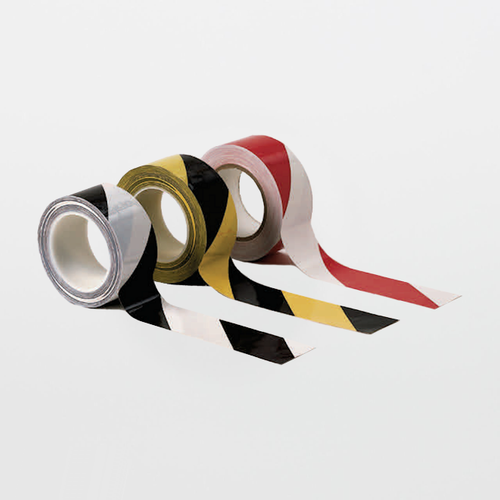 Cleanroom SST Striped Safety Tape