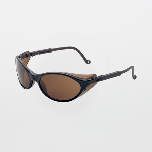 UVEX Bandit  Espresso Safety Glasses (Anti-Scratch)