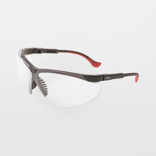 UVEX Genesis XC Clear Safety Glasses (Anti-Fog)
