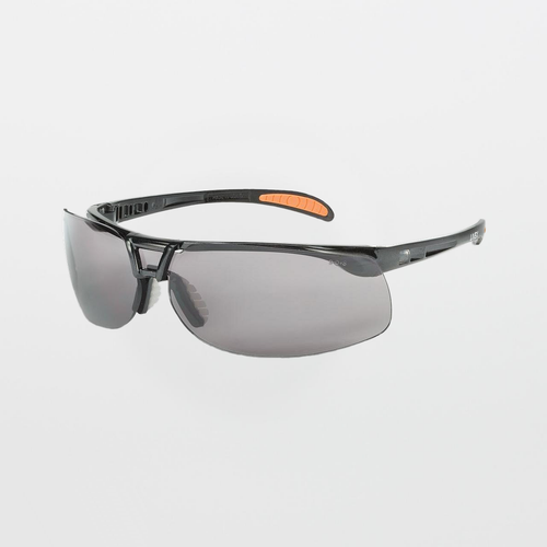 UVEX Protege Gray Safety Glasses (Anti-Scratch)