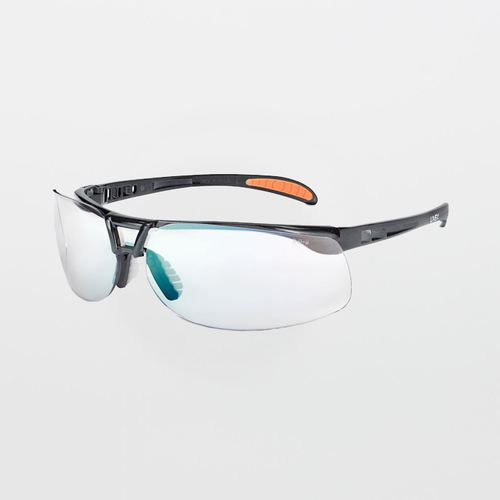 UVEX Protege SCT-Reflect 50 Safety Glasses (Anti-Scratch)