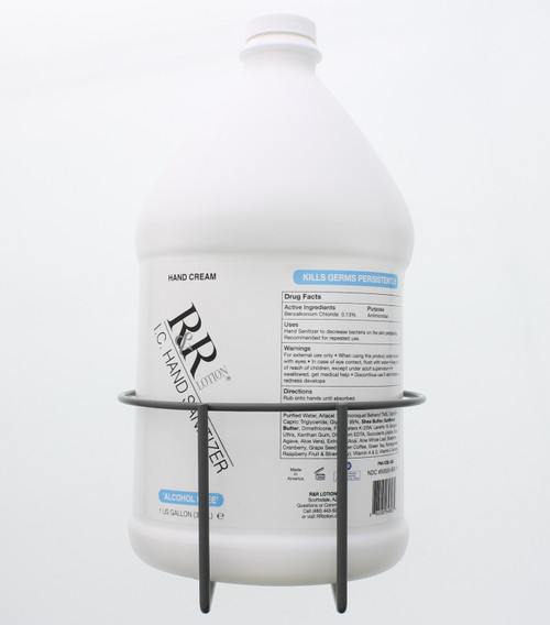 One Gallon Wall Bracket for Hand Sanitizer