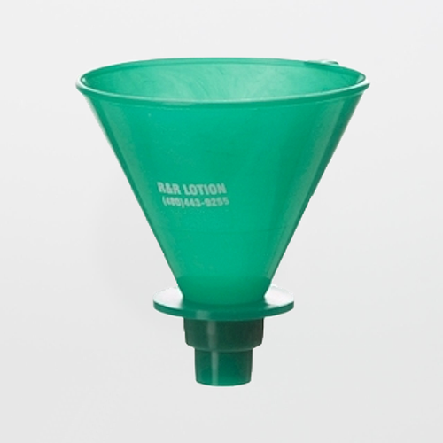 Vented Funnel for Dispensers and Bottles