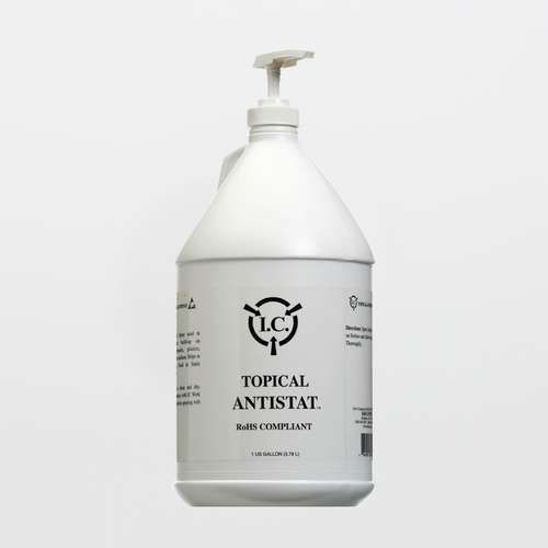 I.C. Topical Antistat with Pump (1 Gallon)