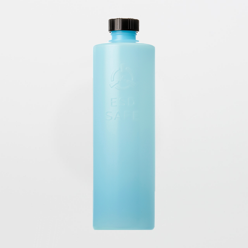 16 oz. ESD-Safe Round Bottle with Lid