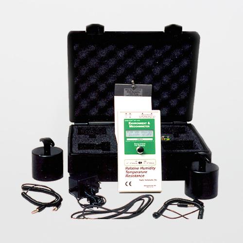 RT-1000 Megohmmeter Resistivity Tester Kit