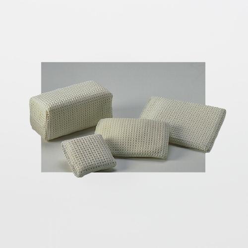 Cleanroom PolyMesh Sponge (100% Mesh Polyester / Abrasive)