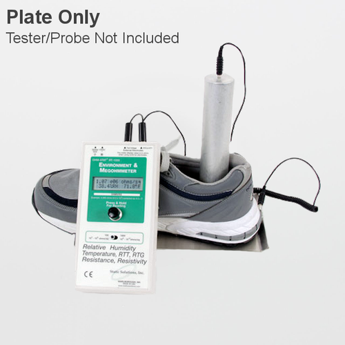 FP-1745 Personal Static Control Footwear Tester Plate
