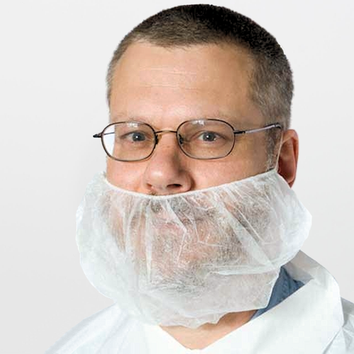 Polypropylene Beard Cover