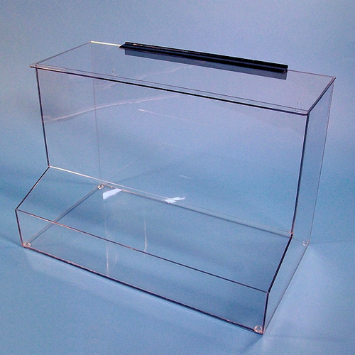 """18""""W x 12.5""""H x 10""""D - Cleanroom Dispenser with Front Tray"""