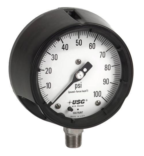 process gauge, pressure gauge, us gauge, pressure gauge stainless steel, process gauge stainless steel, pressure gauge chemicals, process gauge petrochemicals