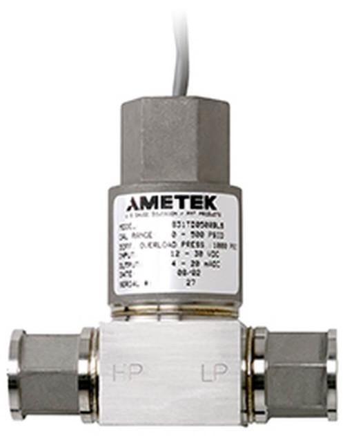 "831 IS Pressure Transmitter, 1/2"" NPT M, Gauge, 4-20 mA"