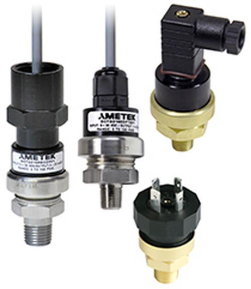 DCT Pressure Transducer, Gauge, 1-6 VDC