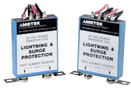 Lightning & Surge Protection for 115 VAC Input Line to Meter