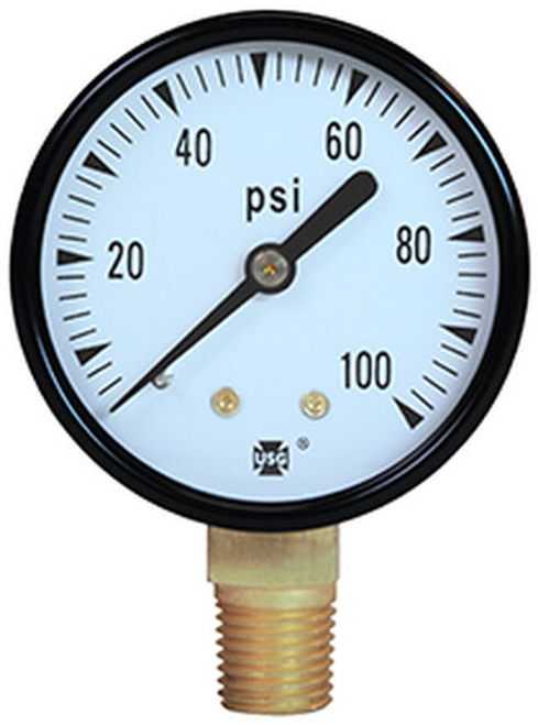 500 Pressure Gauge | 0 - 60 PSI (055155A)