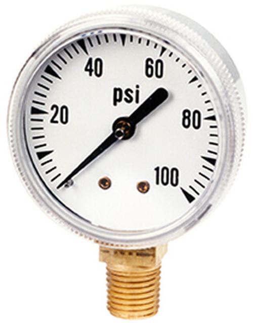 590 Utility Gauge | 0 - 100 PSI (160654A)
