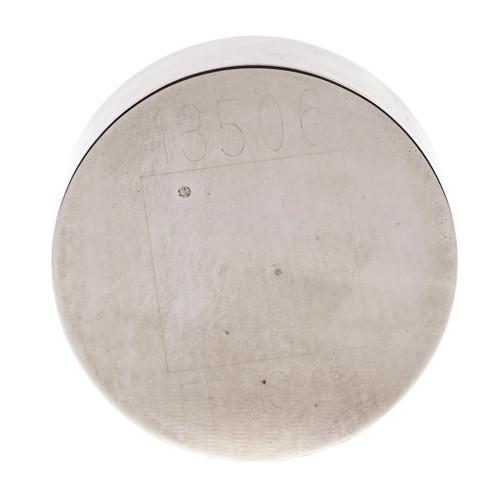 Knoop Test Block, Microhardness Testing, 125 @ 100 gram load