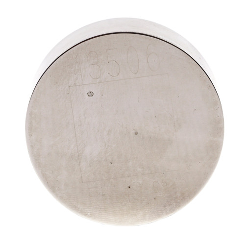 Knoop Test Block, Microhardness Testing, 350 @ 50 gram load