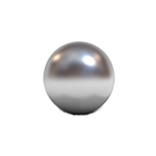 "1/4"" Tungsten Carbide Ball only w/cert"