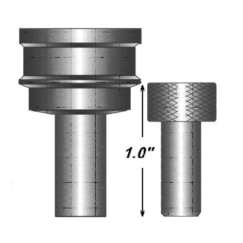 "1"" Enclosed Clamping Shield"