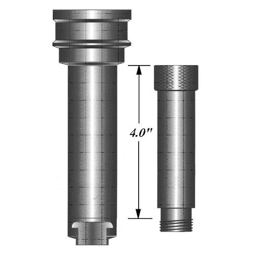 """4"""" Cutaway Clamping Shield"""