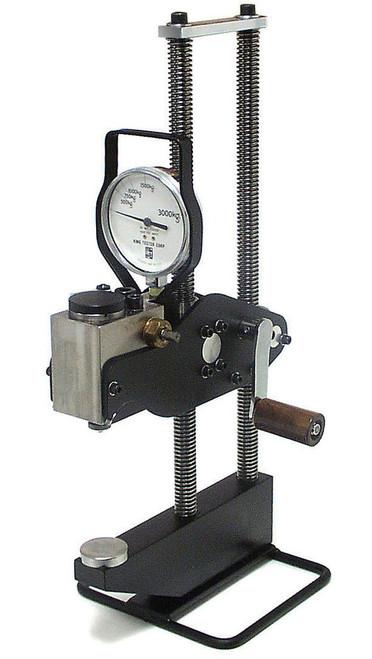 Portable Brinell Tester 3000 kg