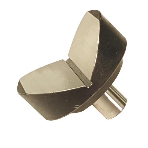 "3"" Diameter Flat Anvil for NB Series Brinell"