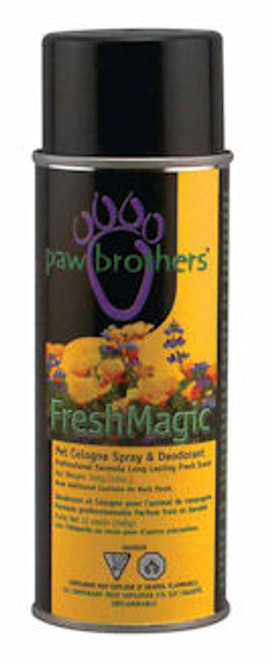 Paw Brothers - Fresh Magic Cologne, 12oz Aerosol