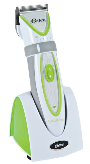 "Oster - ""Juice"" Lithium +ION Cord/Cordless Clipper"