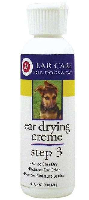 R-7 Drying Ear Creme (Step 3) 4oz bottle