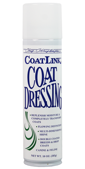 Chris Christensen - Coat Link Coat Dressing, 10 oz Aerosol