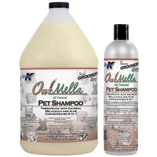 Double K Groomers Edge Oat Mella Shampoo