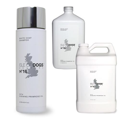 Isle of Dogs COATURE No 16 White Coat Evening Primrose Oil Shampoo