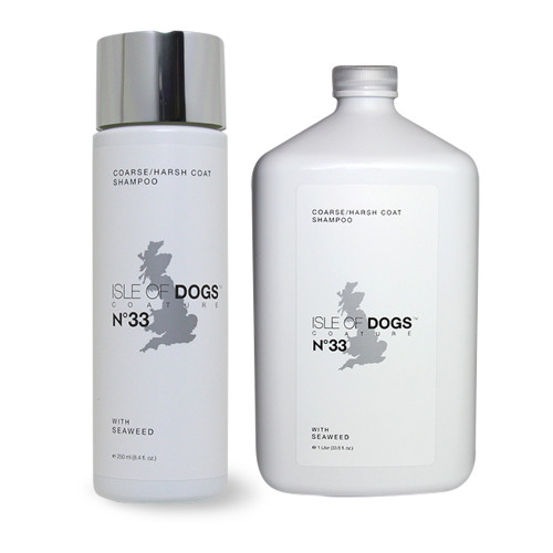 Isle of Dogs COATURE No 33 Coarse Coat Shampoo