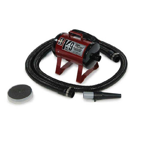 K-9 Mini Dog Blower/Dryer, 2 Speeds, 2 Temperatures