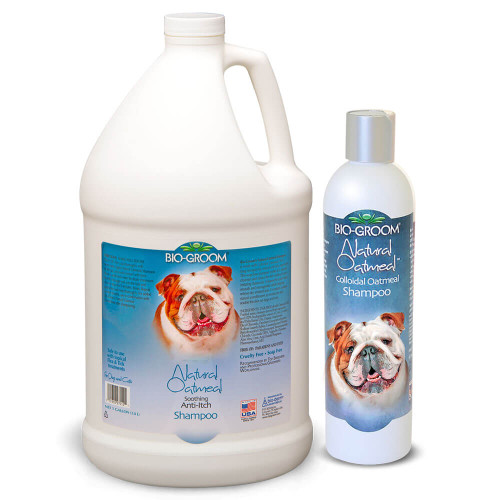 Bio-Groom Natural Oatmeal Shampoo