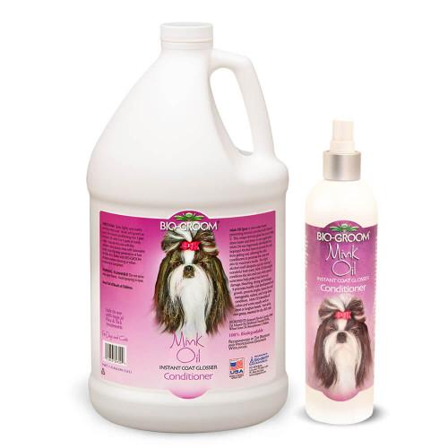 Bio Groom Mink Oil