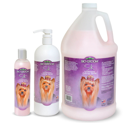 Bio-Groom Silk Creme Rinse