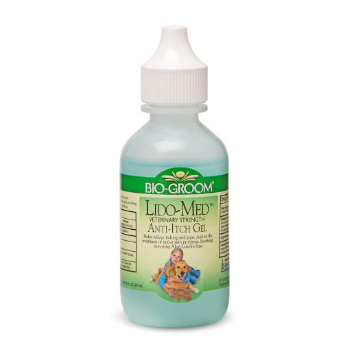 Bio-Groom LIDO-MED Anti-Itch Gel 2 oz