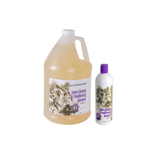 #1 All Systems - A1 Super Cleaning and Conditioning Dog Shampoo