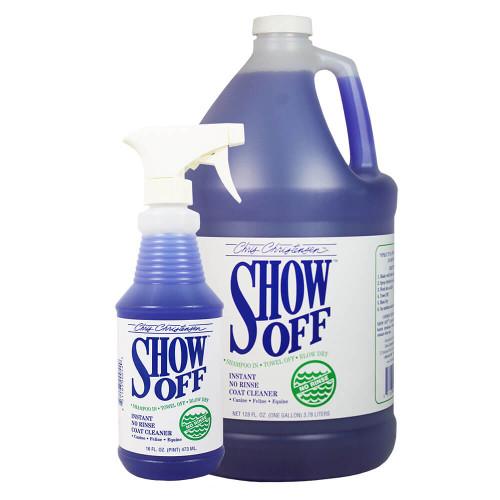 Chris Christensen Show Off No Rinse Shampoo
