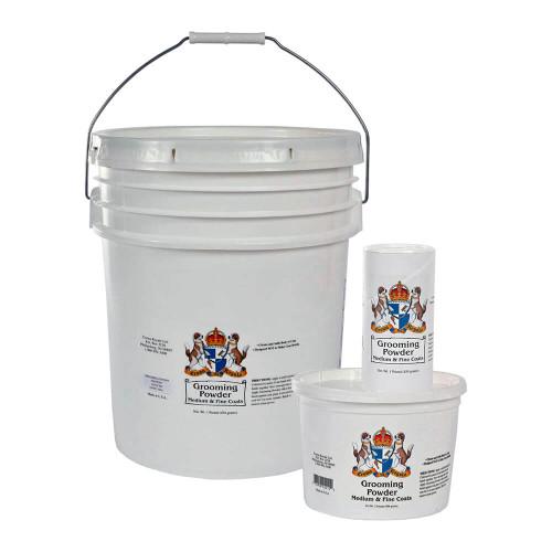 Crown Royale Medium-Fine Grooming Powder