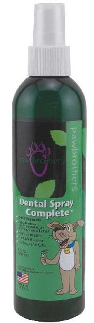 Paw Brothers - Dental Spray Complete, 8 oz