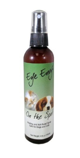 Eye Envy On the Spot Healing and Itch Relief Spray 4oz